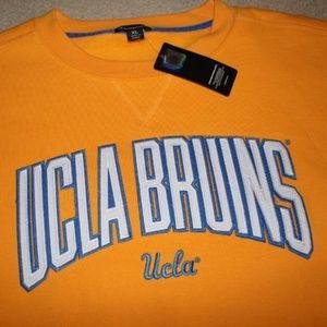 CHAMPION UCLA BRUINS SWEATSHIRT FULLY-SEWN XL NWT
